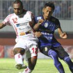 Prediksi Arema FC Vs Persipura, Jadwal Siaran Langsung Liga 1 Gojek Traveloka Pekan 15 Live TVOne