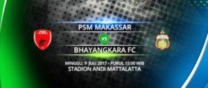 Siaran Langsung PSM vs BFC, Live Streaming Gojek Traveloka Liga 1 Pekan 13 dan Link Nonton Online Dengan Hp