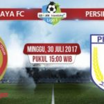 Siaran Langsung Sriwijaya FC Vs Persipura Hari Ini, Jadwal Liga 1 Gojek Traveloka (30/7/2017) Live TVOne