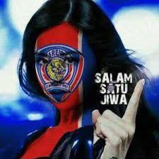 DP BBM Arema FC vs PERSIB Bandung Gif Terbaru