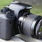 Daftar Harga Kamera CANON EOS DSLR Terbaru Desember 2018, Termurah dan Terlaris
