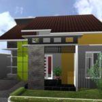 Desain Rumah Minimalis Sederhana 3 Kamar, Gambar Denah Terpopuler 2017
