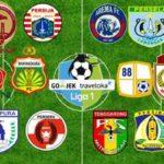 Jadwal Liga 1 Gojek Travelola Pekan 18: MU vs Persela dan Persipura Kontra Bali United FC (4 – 9 Agustus 2017)