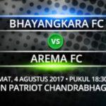 Jadwal Siaran Langsung BFC vs Arema FC, Live Streaming Liga 1 Gojek Traveloka Pekan 18 dan Link Nonton Bola Online Dengan Hp