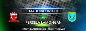 Jadwal Siaran Langsung Madura United vs Persela, Live Streaming Liga 1 Gojek Traveloka Pekan 18 dan Link Nonton Bola Online Dengan Hp