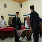 KEPEGAWAIAN KARANGANYAR TERBARU 2017: Pelantikan Kadus Jetis Suruhkalang Berlangsung Khidmat
