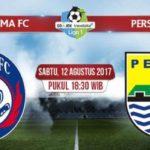 Live Streaming Arema FC Vs Persib Bandung, Jadwal Siaran Langsung Liga 1 Gojek Traveloka Pekan 19 di TVOne