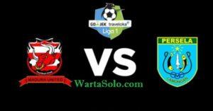 Live Streaming Madura United Vs Persela , Siaran Langsung Liga 1 Gojek Traveloka Pekan 18 Live di TVone