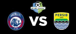 Prediksi Skor Arema FC vs Persib, Jadwal Liga 1 Gojek Traveloka Pekan 19 (12 Agustus 2017) Live Di Tvone