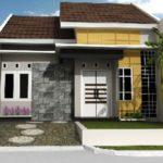 Biaya Membangun Rumah Minimalis 1 Lantai Tipe 21 Dengan Batu Alam Terbaru 2017