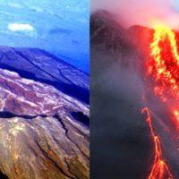Erupsi Gunung Agung Meletus