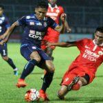 Hasil Arema FC Vs Persija Malam Ini, Skor Akhir 1-1 FT Gojek Traveloka Liga 1 Pekan ke 26