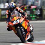 Hasil Kualifikasi moto2 GP Aragon Spanyol 2017, Pole Position Jadi Milik Miguel Oliveira!