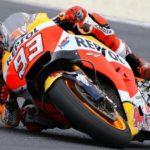 Hasil FP1 MotoGP Aragon Spanyol 2017: Marc MARQUEZ Tercepat, Rossi Tercecer