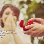 Kata-kata Rayuan Untuk Ngajak Pacar Menikah Versi Romantis Banget
