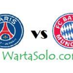 Live Streaming Paris Saint Germain Vs Bayern Munchen, Jadwal Siaran Langsung Liga Champions 2017 Malam Ini
