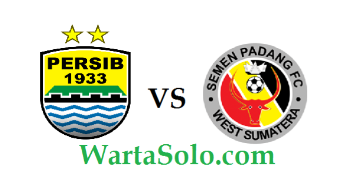 Live streaming Persib Vs Semen Padang Liga 1 Gojek Traveloka