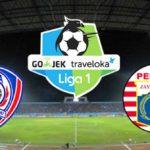 Prediksi Skor Arema FC vs Persija Malam Ini, Jadwal Liga 1 Gojek Traveloka Pekan 26 (24/9/17) Live Di TvOne