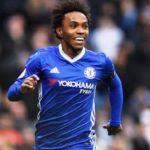 Berita Terbaru Liga Inggris 2017: Bintang Chelsea, Willian dapat kritikan keras di Sosmed