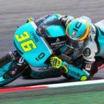 Joan MIR Juara Dunia moto3 Usai Menang di Balapan MotoGP Australia 22 Oktober