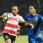 Hasil Persib Bandung vs Madura United Liga 1 GoJek Traveloka Skor Akhir 0-0