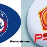 Live Score Arema FC vs PS TNI, Skor 1 – 1 FT Liga 1 Gojek Traveloka Pekan 29 (14/10/17)