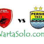 Live Streaming PSM Makassar Vs Persib, Jadwal Siaran Langsung Liga 1 Gojek Traveloka Hari Ini Pekan 29 di TVOne