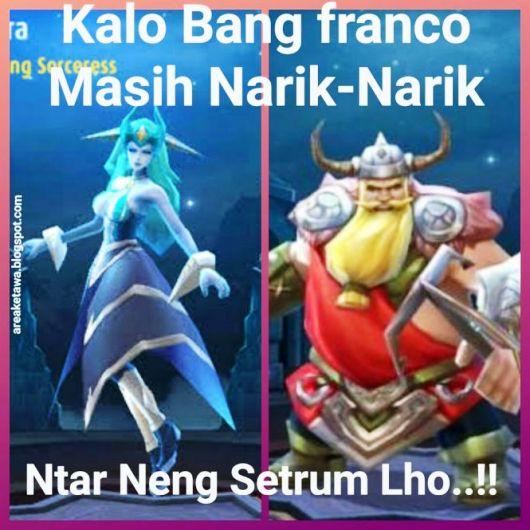 Meme Kocak Mobile Legend Audora