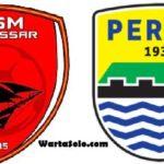 Prediksi Skor PSM vs Persib, Jadwal Liga 1 Gojek Traveloka Pekan 29 (15/10/17) Live Di TvOne Malam Ini