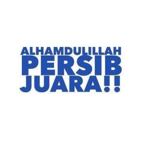 Unik Logo PERSIB Bandung vs Barito Putera wartasolo.com Gif Terbaru