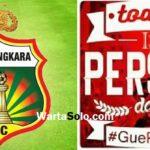 DP BBM Bhayangkara FC vs PERSIJA Jakarta: CaptionAnimasi GIF Bergerak Lucu, Gambar Meme Terbaru Gojek Traveloka Liga 1