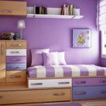 Desain Kamar Tidur Minimalis Ukuran Sempit Buat Anak