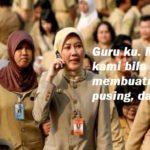 Dp Bbm Hari Guru Nasional Terbaru 2017, Caption Kalimat Mutiara dan Meme Apik Setiap 25 November