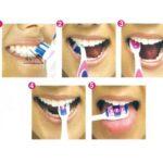 Langkah Mudah Menyikat Gigi Yang Benar