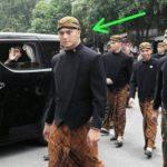 Mengenal Paspampres Jokowi Yang Ganteng Banget