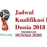 Jadwal Kualifikasi Piala Dunia 2018 Zona Eropa dan Afrika Live RCTI