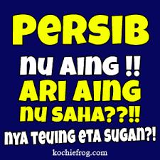 Aneka Meme Caption DP BBM PERSIB Bandung vs Mitra Kukar GIF Animasi Bergerak