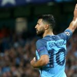 Sergio Aguero Cetak 100 Gol Untuk Manchester City