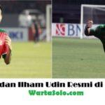 Evan Dimas dan Ilham Udin Resmi di Selangor FA