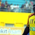 Herman Dzumafo Merapat ke Sriwijaya FC