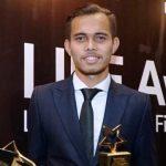 Rezaldi Hehanussa Raih Gelar Pemain Muda Terbaik Liga 1 Musim 2017