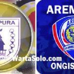 DP BBM PERSIPURA Jayapura vs Arema FC: Gambar Animasi GIF Bergerak Gokil, Caption Meme Terbaru Liga 1 Indonesia