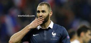 Karim Benzema Lupakan Piala Dunia 2018
