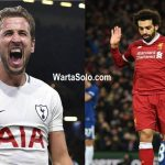 Daftar Top Skor Liga Inggris 2017, Harry Kane dan Muhammad Salah Tertajam Hingga Saat Ini
