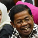 Reshuffle Kabinet: Presiden Jokowi Tunjuk Moeldoko dan Idrus Marham Masuk Kabinet