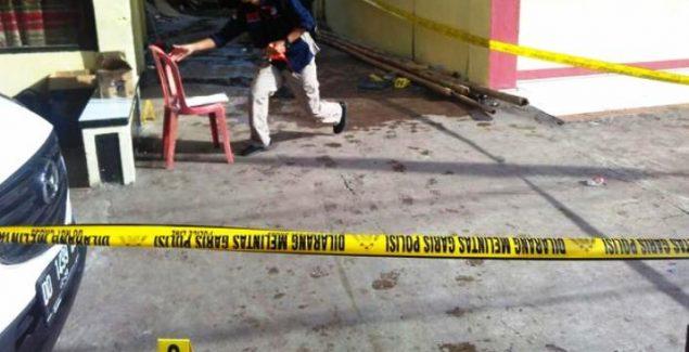 Teror Bom Molotov Warnai Malam Tahun Baru 2018 Di Makasar