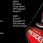 Jadwal Piala Presiden 2018 Terbaru