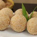 Cara Membuat Onde-onde kacang hijau Kaya Protein