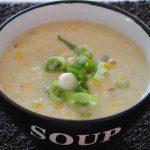 Cara Membuat Sup Jagung Asparagus Yang Bergizi