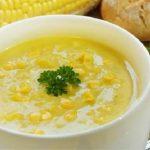 Cara Membuat Sup Jagung Manis Yang Mantap